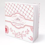 Personalized French Whimsy Notepad Favors