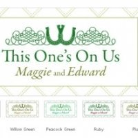 Luck of the Irish Small Drink Tickets (Set of 120)