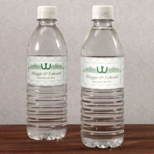 Luck of the Irish Water Bottle Labels (Set of 10) image