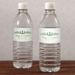 Luck of the Irish Water Bottle Labels (Set of 10)