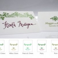 Luck of the Irish Tented Place Cards (Set of 6)