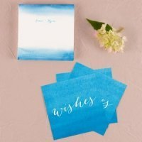 Aqueous Memory Box Wishing Well Cards