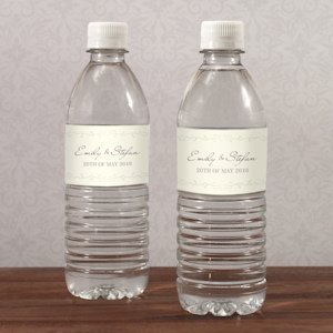 Equestrian Love Water Bottle Labels (Set of 10) image