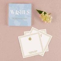 Vintage Travel Memory Box Wishing Well Cards (Set of 6)