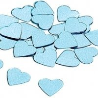 Metallic Heart Confetti (13 colors)