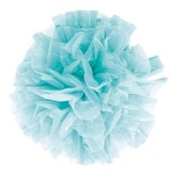 Colored Plastic Poms (11 color choices)