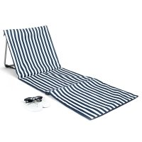 Folding Beach Mat and Sun Lounger