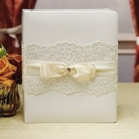 Beverly Clark French Lace Collection Scrap Book (2 Colors)