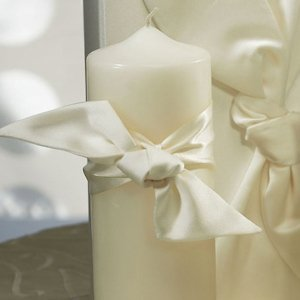 Beverly Clark Tie the Knot Collection Unity Candle image