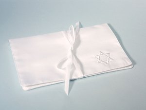 Jewish Glass Breaking Pouch image