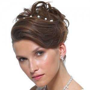 Jeweled Hair Twists image