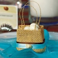Mini Woven Favor Bags (Set of 6)