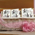 Wedding Couple Tissue Handkerchiefs