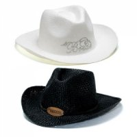 Groom & Bride Cowboy Hats