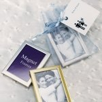 Magnet Back Mini Photo Frames (Set of 3)