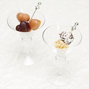 Mini Martini Glasses (Set of 6) image