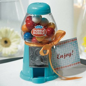 Mini Classic Dubble Bubble Gumball Dispenser image