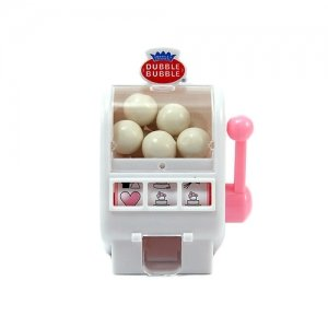 Mini Gumball Slot Machine Wedding Favors image