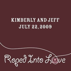 Personalized 'Roped into Love' Tags (Set of 20) image