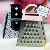 Grate Shopping Novelty Grater Favor