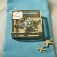 Gift Boxed Mini Starfish-Shaped Candle