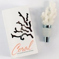 Coral Reef Bottle Stopper in Gift Package