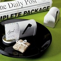 Miniature Mailbox Tins - Set of 6