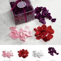 Preserved Natural Rose Petals - 4 Colors