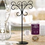 Ornamental Wire Tall Stationery Holders (Set of 6)