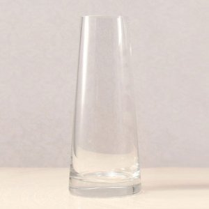 Tapered Small Glass Vase image