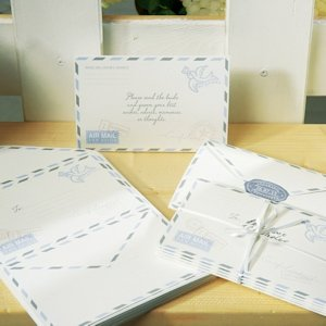 Special Delivery Airmail Stationery (Set of 25) image