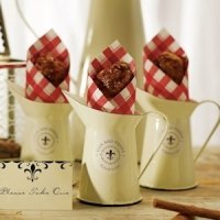 French Provencal Mini Decorative Pitcher (Set of 4)