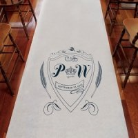 Regal Monogram Custom Aisle Runners (4 Colors)