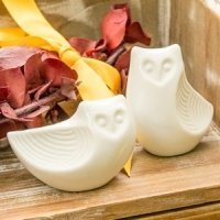 Owl Salt & Pepper Shakers