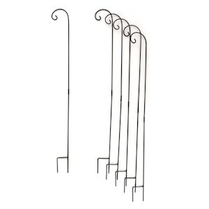 Decorating Metal Sheperd Hooks (Set of 6) image