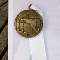 Globe Charms (Set of 12)
