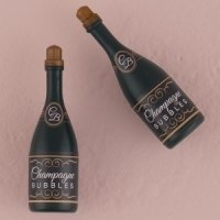 Champagne Bottle Wedding Bubbles
