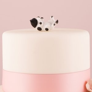 Cat Figurine Cake Toppers (3 Designs) image