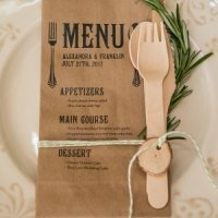 Eco Wood Utensil Set of 12