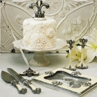 Collection - Decorative Fleur De Lis