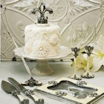 Decorative Fleur De Lis Accessories