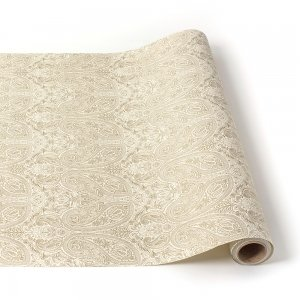 Paisley Paper Table Runner image
