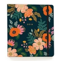 Lively Floral 17 Month Planner