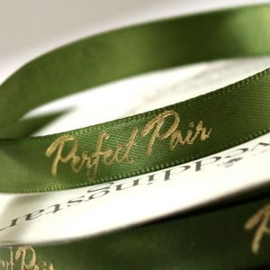 Perfect Pair Ribbon (4 Sizes - 31 colors) image