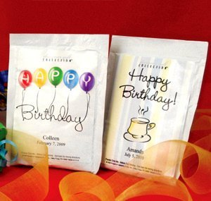 Personalized Birthday Cappuccino (50 Designs) image