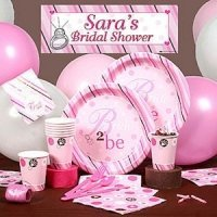 Bridal Shower Tableware