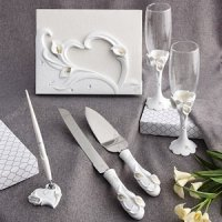 Calla Lily Design Accessory Collection