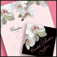 Stationery - Classic Orchid