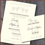 Equestrian Love Stationery Collection