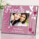 Personalized Friends Photo Frame (8 Designs)